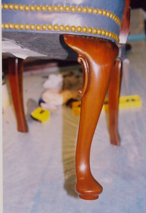 Leather Office Chair Leg Broken Off $88 Four Side Chairs Broken Apart Make  Parts And Refinish $225 Ea.